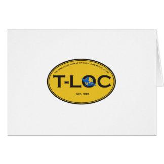 T-Loc Goodnotgood Card
