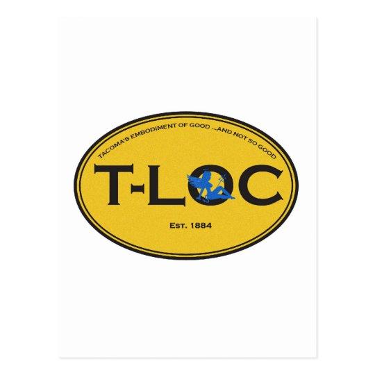 T-Loc Goodnotgood Postcard
