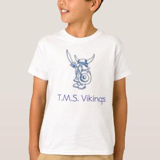 T.M.S. Vikingos Playera