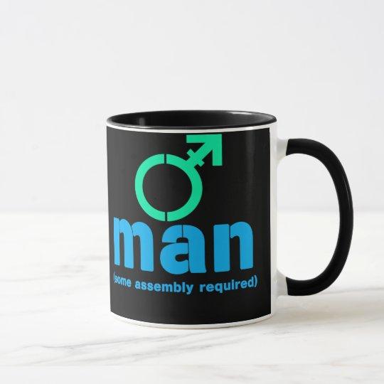 T-Man Assembly Mugs