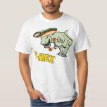 T-Mex T-Rex Mexican Tyrannosaurus Dinosaur T Shirt