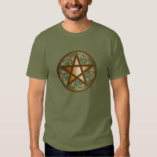 T-Mierda del Pentagram, Tri-Quatra y céltica de Remeras
