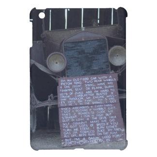 T modelo Ford iPad Mini Fundas