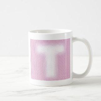 T Monogram.pdf Coffee Mug