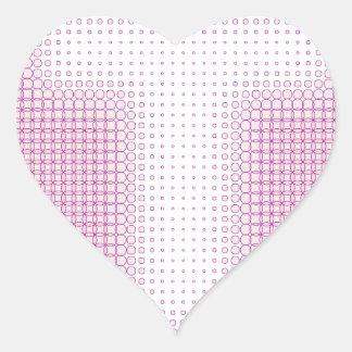 T Monogram.pdf Heart Sticker