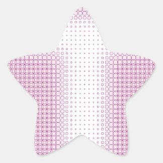 T Monogram.pdf Star Sticker