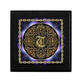 T Monogram Premium Best viewed large. see notes Jewelry Box
