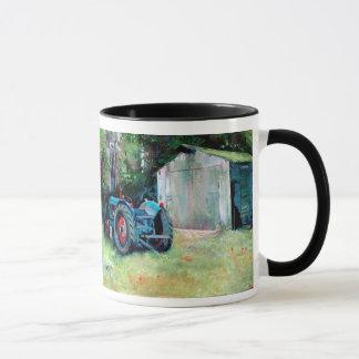 T ` ol motor tractor by Tonkinson Mug