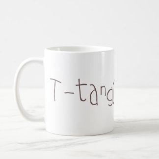 T - OTAN del tango Taza