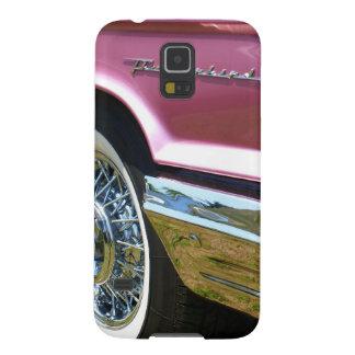 T-Pájaro rosado Thunderbird Fundas Para Galaxy S5