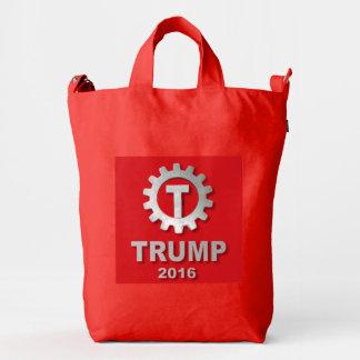 T para el triunfo 2016 bolsa de lona duck
