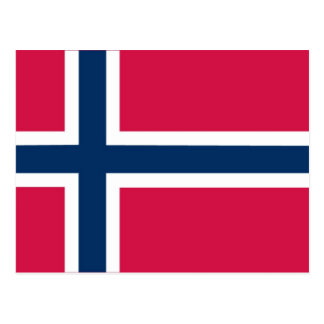 """T"" para las tarjetas flash noruegas/del tre Postal"