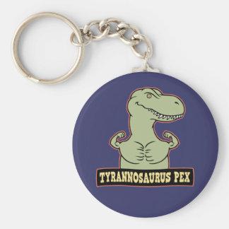T-Pex Keychain
