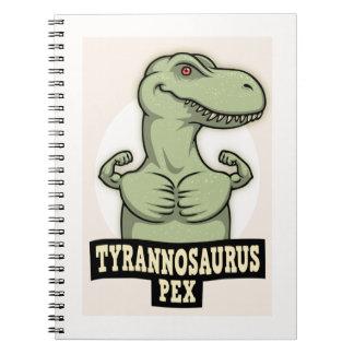 T-Pex Notebook