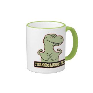 T-Pex Ringer Coffee Mug