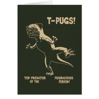 T-PUGS! CARD