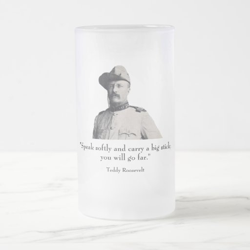 T.R. and quote Coffee Mug