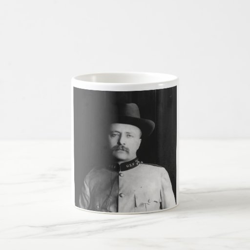 T.R. During His War Service Coffee Mug