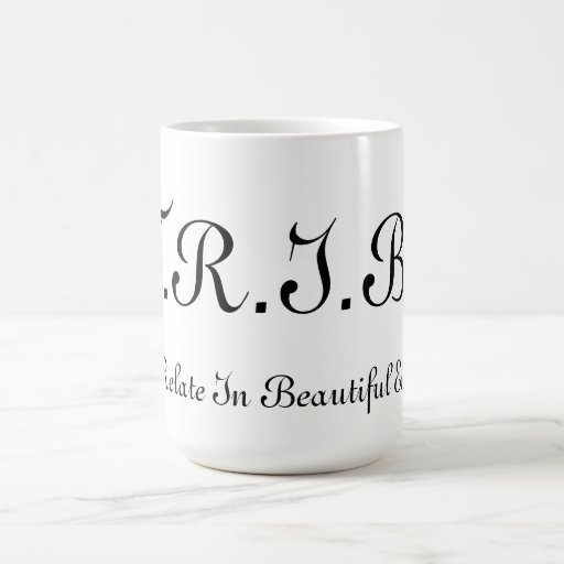 T.R.I.B.E. - 15oz Cup Mugs