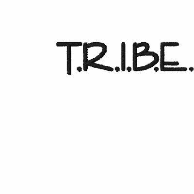 T.R.I.B.E. Chaqueta de la cremallera de los hombre