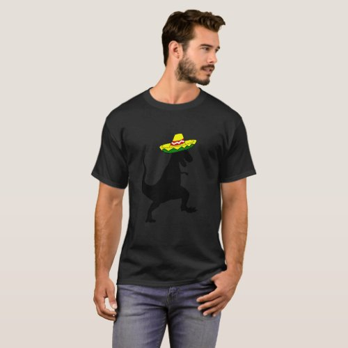T_Rax Funny Cinco de Mayo T_Shirt
