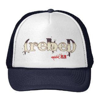 t (rebelde) gorras de camionero