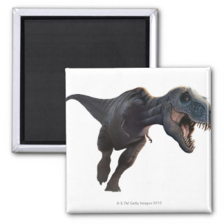 T Rex 2 2 Inch Square Magnet