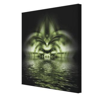 T-rex 2 canvas print