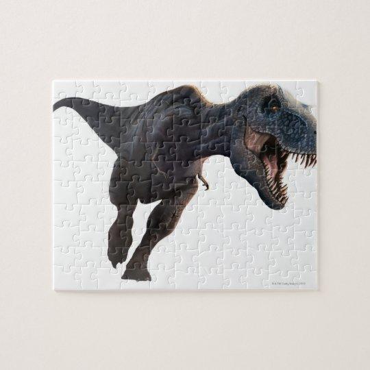 T Rex 2 Jigsaw Puzzle