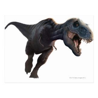 T Rex 2 Postcard