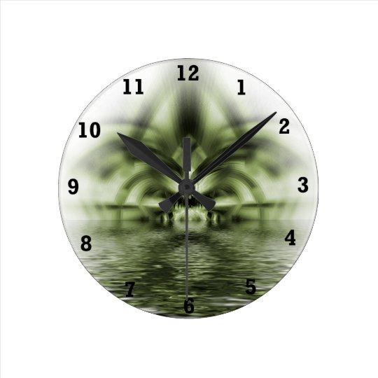 T-rex 2 round clock