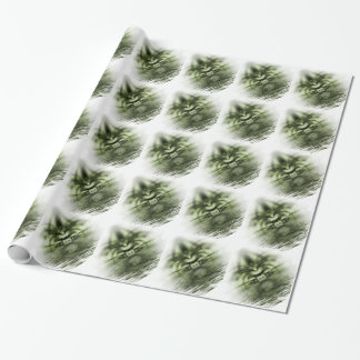 T-rex 2 wrapping paper