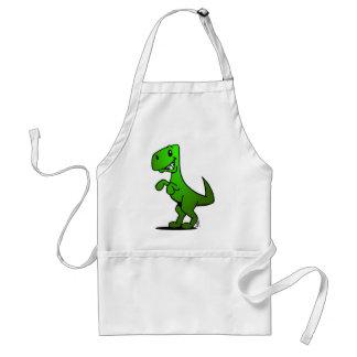 T-Rex Adult Apron