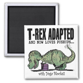T-Rex ama pectorales Imán Para Frigorífico