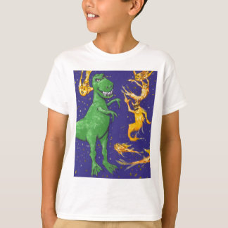 T-Rex and Comets T-Shirt