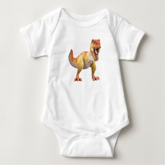 T-Rex asustadizo Disney Body Para Bebé