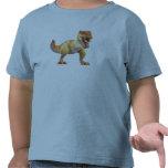 T-Rex asustadizo Disney Camisetas