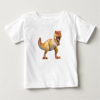 T-Rex asustadizo Disney Playera De Bebé