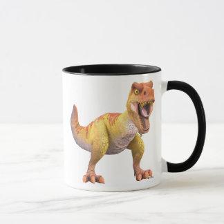 T-Rex asustadizo Disney Taza