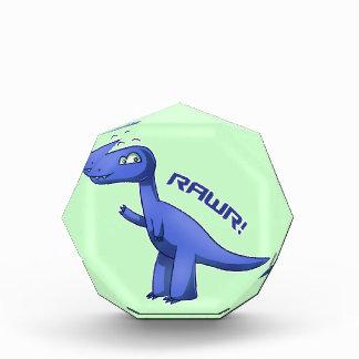 T-Rex azul
