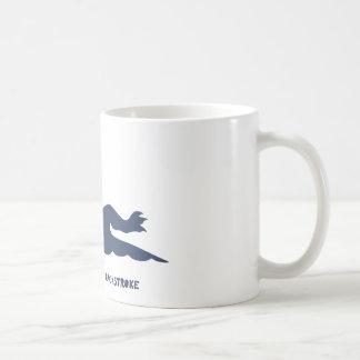 T-Rex Backstroke Coffee Mug
