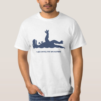 T-Rex Backstroke T-Shirt