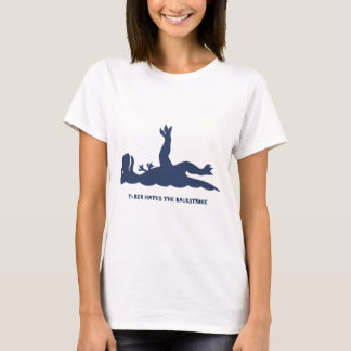 T-Rex Backstroke T-Shirt