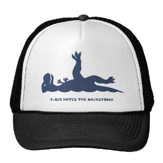 T-Rex Backstroke Trucker Hat