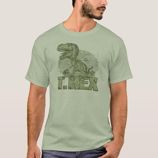 T Rex Big Dot T-Shirt