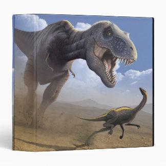 T Rex Vinyl Binder