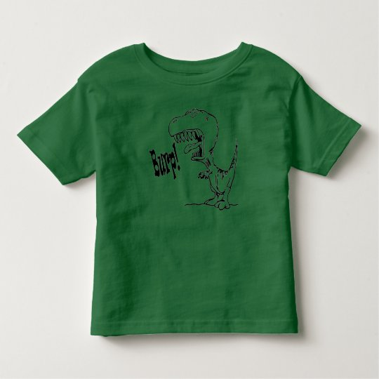 T-Rex BURP! Toddler T-shirt