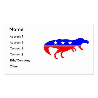 T-Rex Business Cards