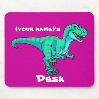 T-Rex cartoon Mouse Pad