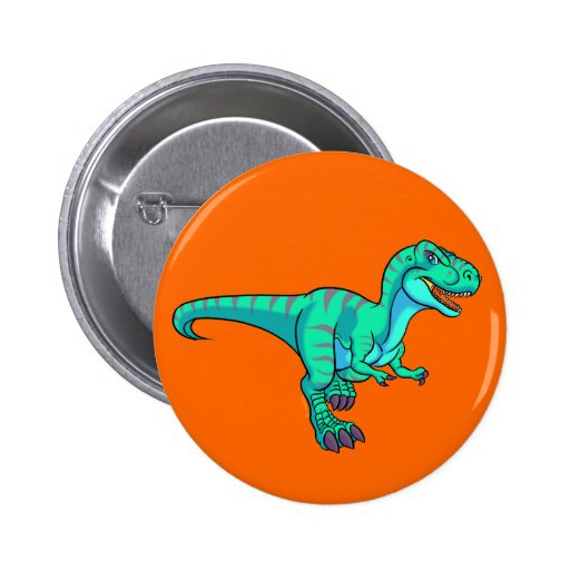 T-Rex cartoon Pin